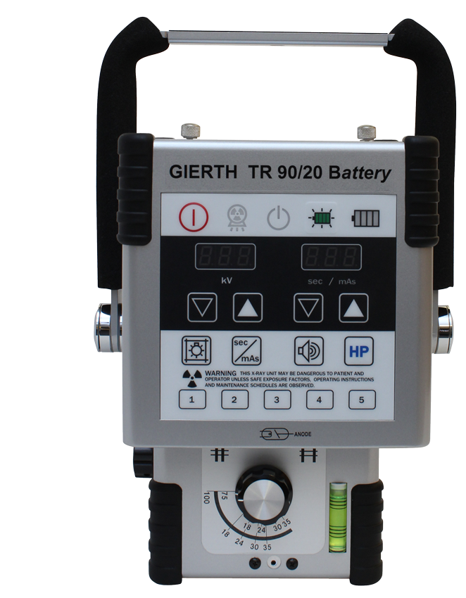Рентгеновский аппарат GIERTH TR 90/20 Battery